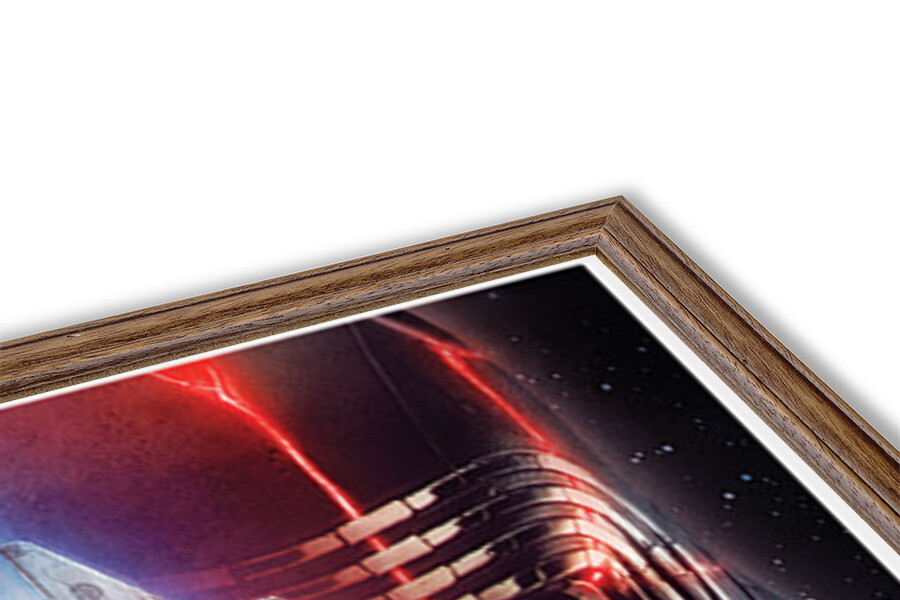 Star Wars: The Rise of Skywalker - Saga Poster