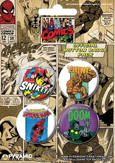 MARVEL COMICS 3