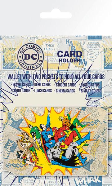DC Comics Heroes and Villians