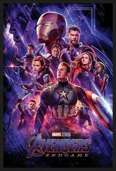 Framed Poster Avengers: Endgame - Journey's End