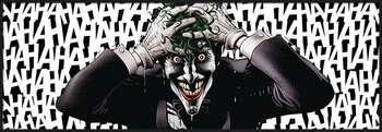 Framed Poster The Joker - Killing Joke