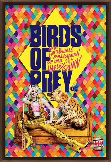 Birds of Prey: And the Fantabulous Emancipation of One Harley Quinn - Harley's Hyena Poster