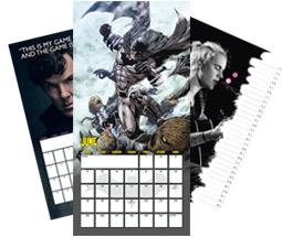Calendars 2018