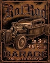 GARAGE - Rat Rod