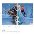Disney Frozen Elsa Anna Olaf Sven